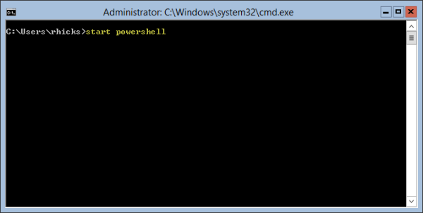 DirectAccess Windows Server Core PowerShell