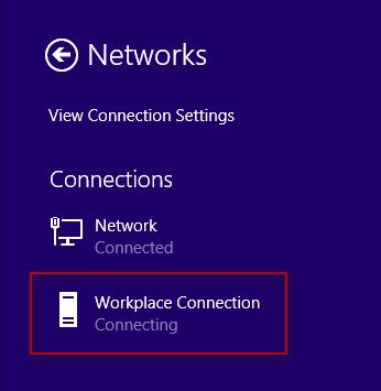 DirectAccess Clients in Connecting State when using External Load Balancer