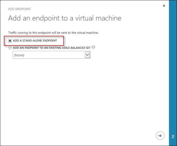 Configuring Windows Server 2012 R2 DirectAccess in Microsoft Azure
