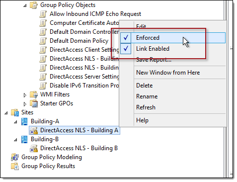 DirectAccess NLS Deployment Considerations for Large Enterprises