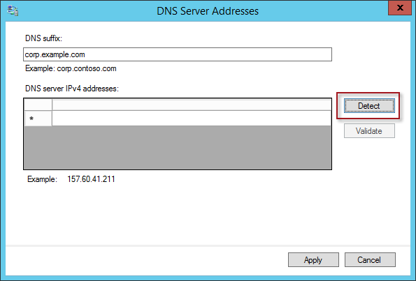 DirectAccess DNS Not Working Correctly