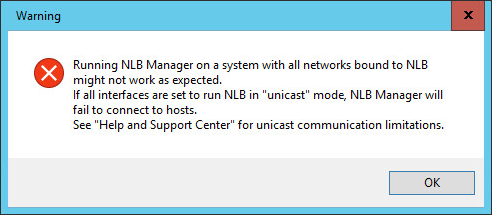 Configuring Multicast NLB for DirectAccess | Richard M  Hicks