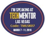 TechMentor Las Vegas 2016