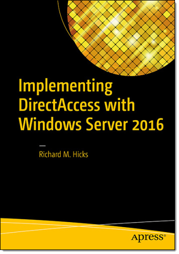 Implementing DirectAccess with Windows Server 2016