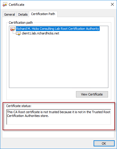 Troubleshooting DirectAccess IP-HTTPS Error Code 0x800b0109 ...