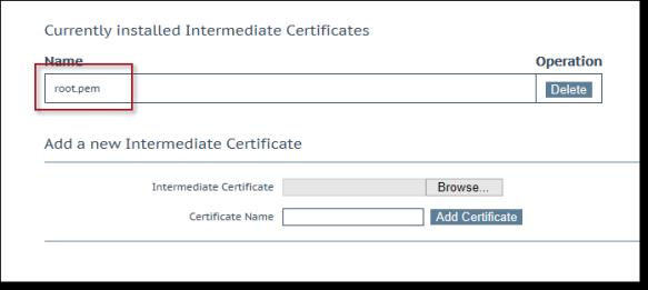 KEMP LoadMaster Load Balancer Certificate Format Invalid | Richard M