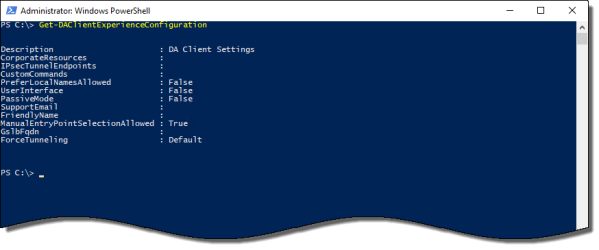 Top 5 DirectAccess Troubleshooting PowerShell Commands