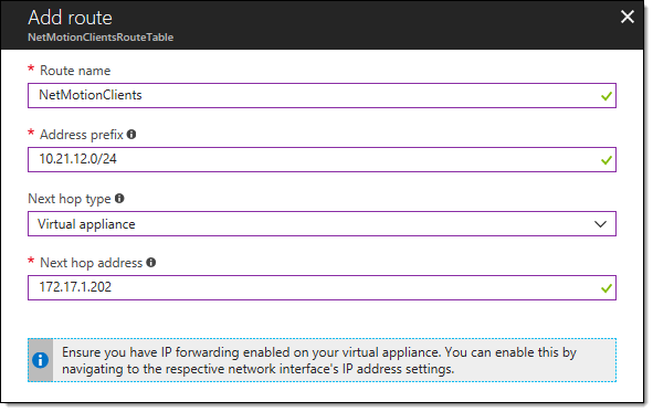 Deploying NetMotion Mobility in Azure | Richard M  Hicks Consulting