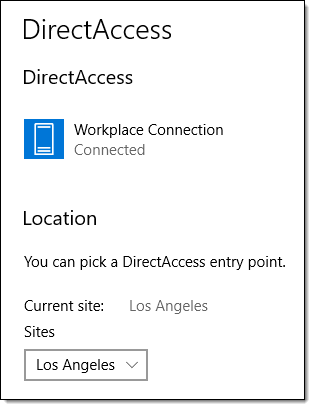 DirectAccess Troubleshooting and the Windows 10 Network