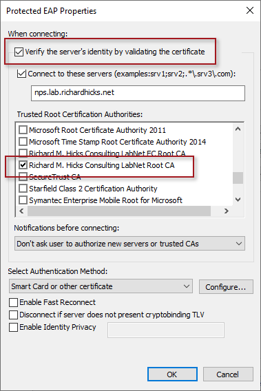 Always On VPN Certificate Requirements for IKEv2