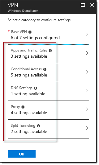 Deploying Windows 10 Always On VPN with Microsoft Intune
