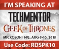 Always On VPN at TechMentor Redmond 2018