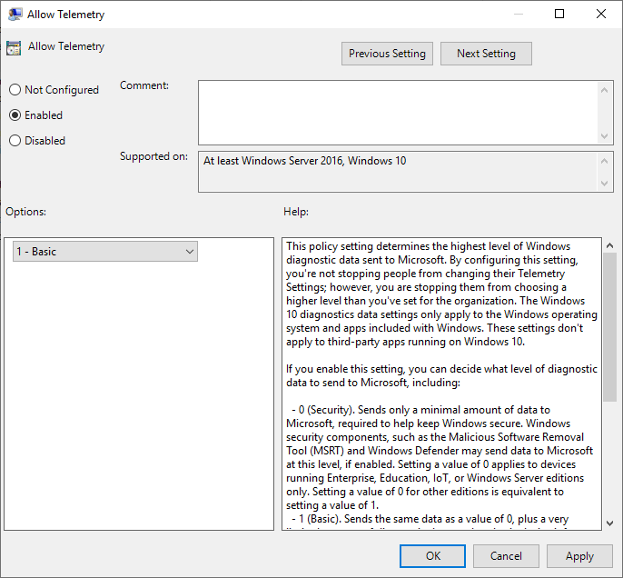 Always On VPN RasMan Errors in Windows 10 1903 | Richard M  Hicks