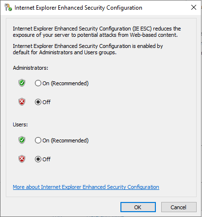 Microsoft Intune NDES Connector Error 0x80004003