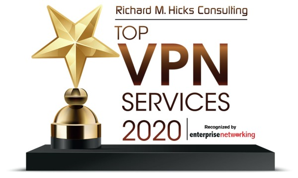 Enterprise Networking Magazine Top 10 VPN Consulting Services 2020